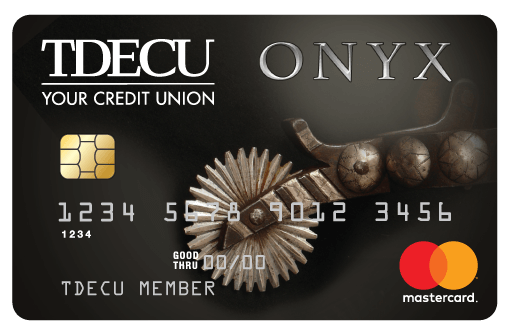 ONYX Platinum Credit Card